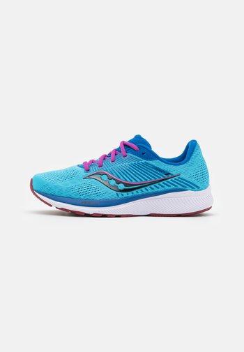 GUIDE 14 - Stabilty running shoes - blue blaze/berry