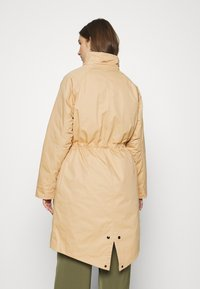 Calvin Klein Jeans - LONG UTILITY HOODED  - Winter coat - irish cream - 3