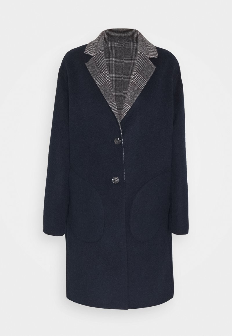 Tommy Hilfiger - ALISON BLEND COAT - Classic coat - desert sky