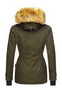 Navahoo - LAURA - Winter jacket - forest green - 1