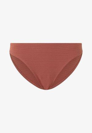 Bikini bottoms - light brown