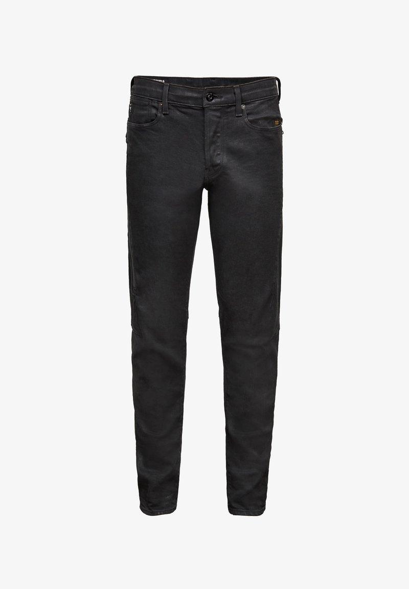 G-Star - CITISHIELD 3D SLIM ORIGINALS - Slim fit jeans - waxed black cobler wp