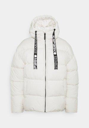 VACHA - Zimní bunda - natural white