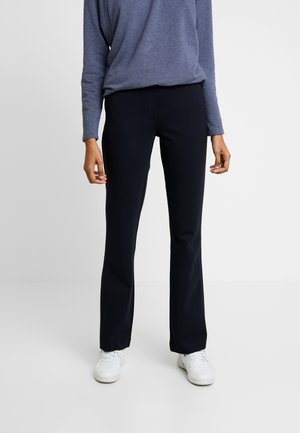 TANNY FLARE PANTS - Trousers - navy sky
