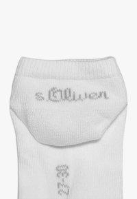 s.Oliver - 10 pack - Socks - white - 3