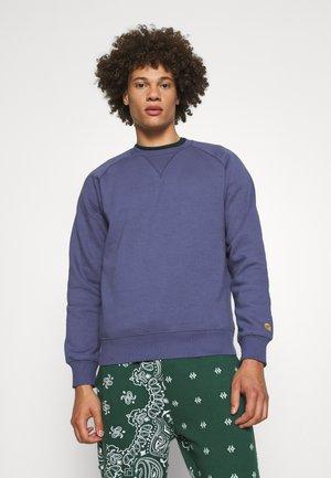 CHASE - Sweatshirt - cold viola/gold