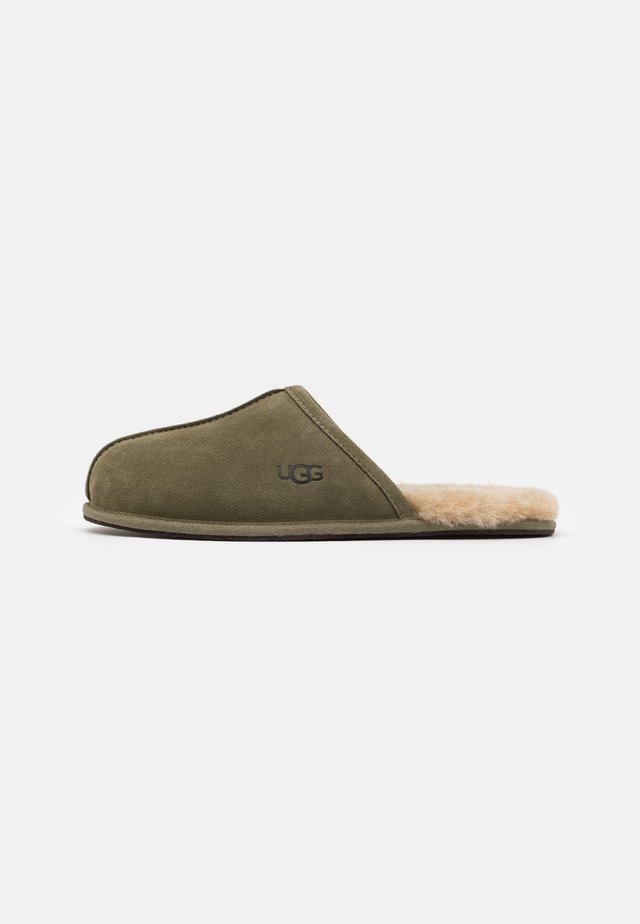 SCUFF - Chaussons - burnt olive