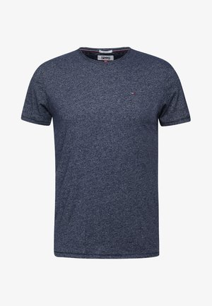 ESSENTIAL JASPE TEE - Basic T-shirt - blue