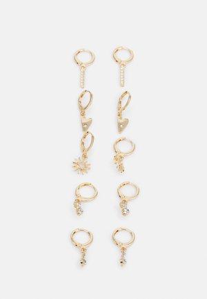 FGSALLINA EARRINGS 5 PACK - Oorbellen - gold-coloured