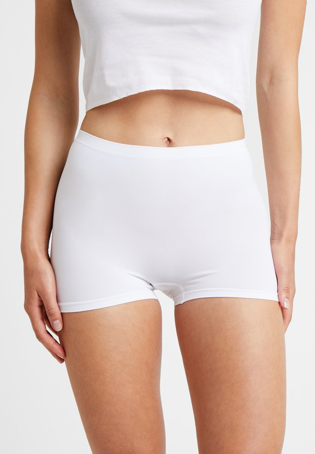 TOUCH FEELING PANTY - Bokserit - white