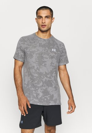 STREAKER CAMO - T-shirt med print - grey
