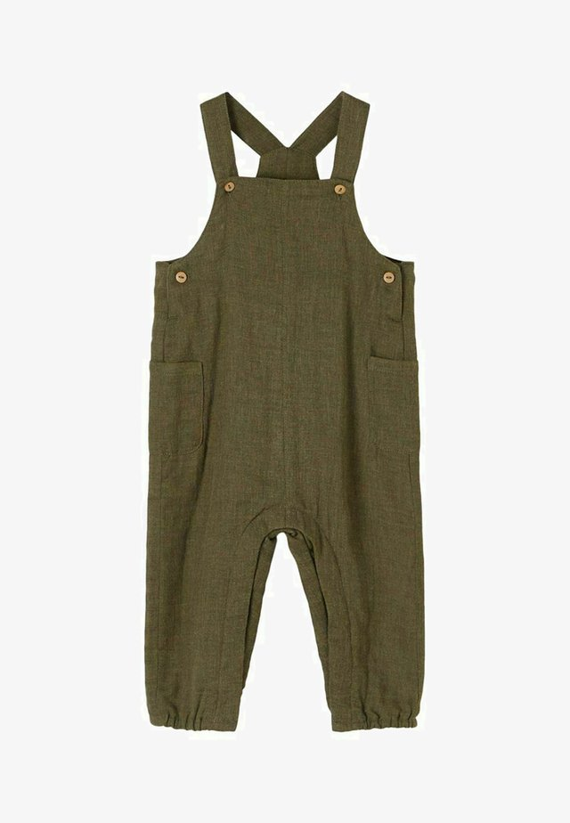 Overall /Buksedragter - ivy green