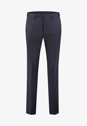 GENIUS - Suit trousers - blue
