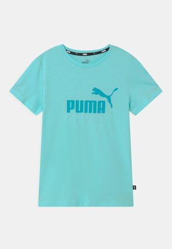LOGO UNISEX - Print T-shirt - island paradise
