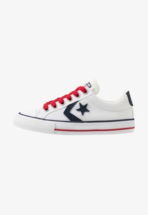STAR PLAYER - Tenisky - white/obsidian/gym red