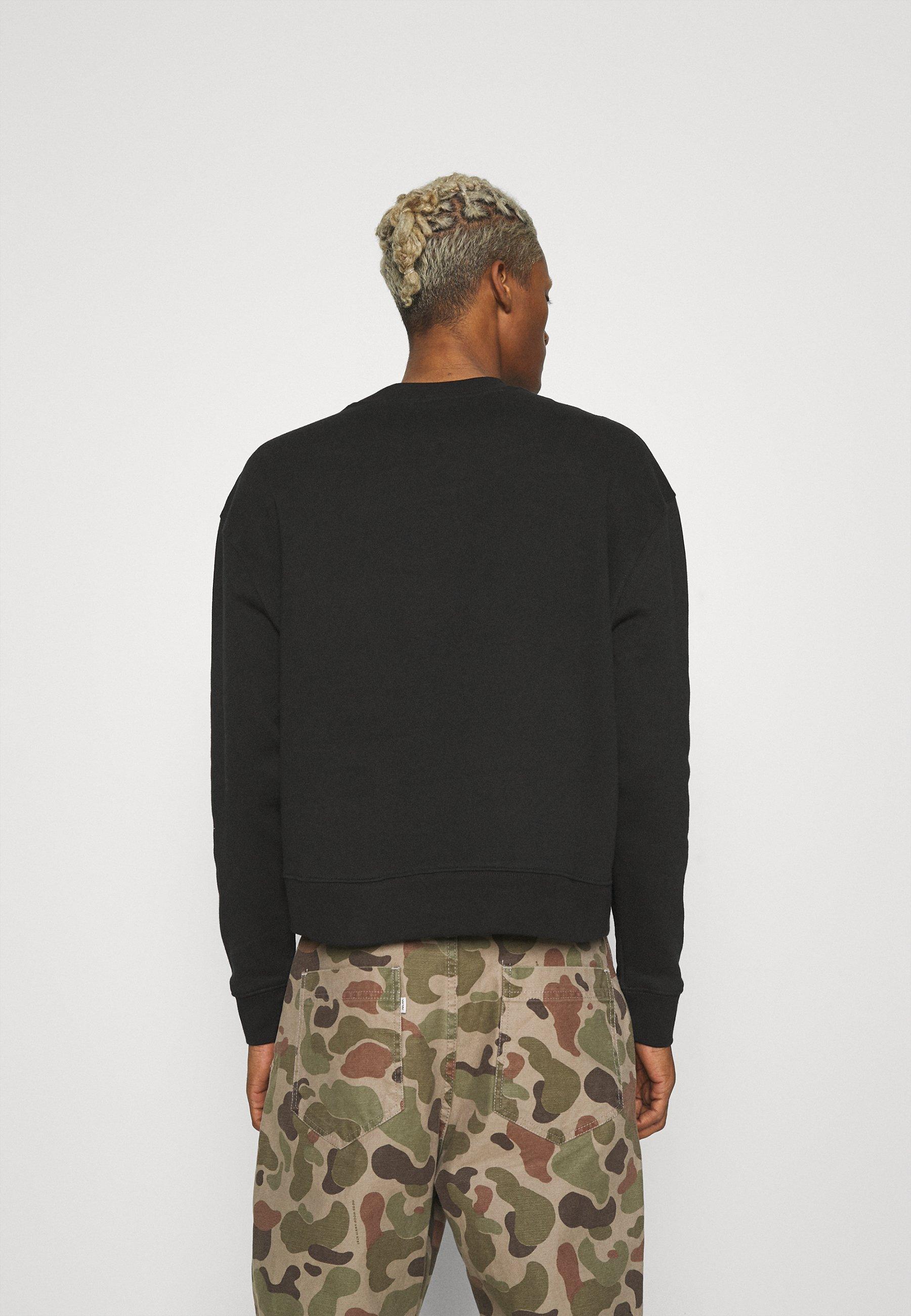 Men UNISEX EMPTY MOON  - Sweatshirt