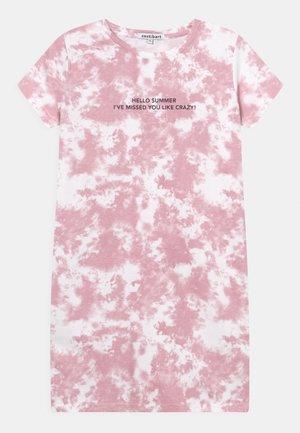 NADINE DRESS - Jersey dress - pink nectar