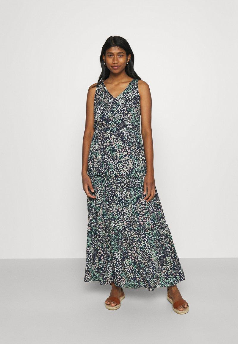 Vero Moda - HANNAH - Maxi dress - navy blazer/hannah
