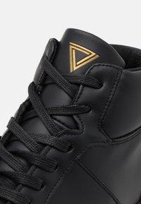 YOURTURN - UNISEX - Sneakers alte - black - 5