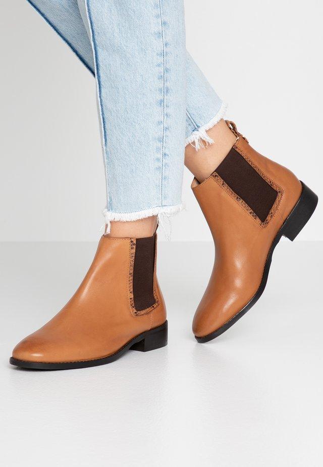 ACORN - Ankle boots - tan