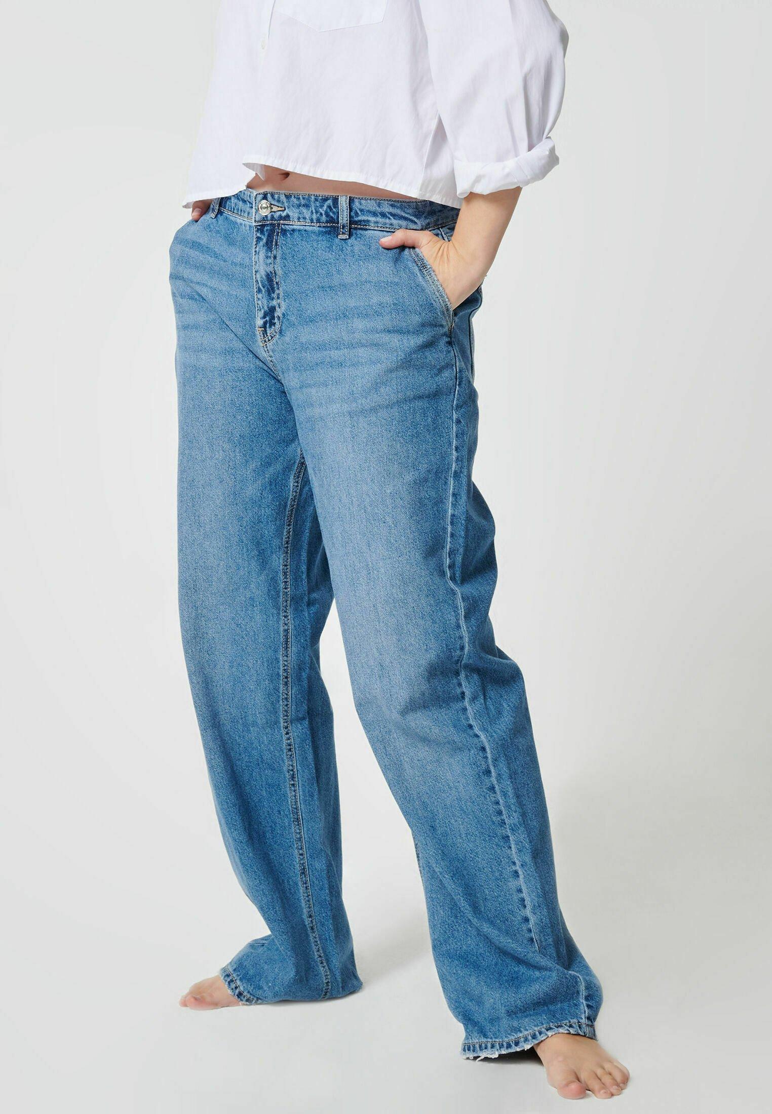 Donna MIT TIEFEM  - Jeans a sigaretta