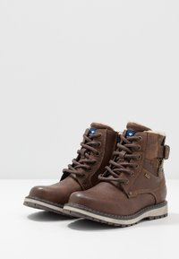TOM TAILOR - Veterboots - rust - 3