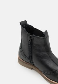 Friboo - LEATHER - Classic ankle boots - black - 5