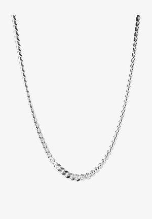 Halskæder - silver colour