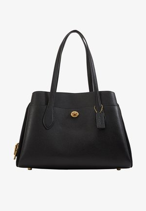 LORA CARRYALL - Handbag - black