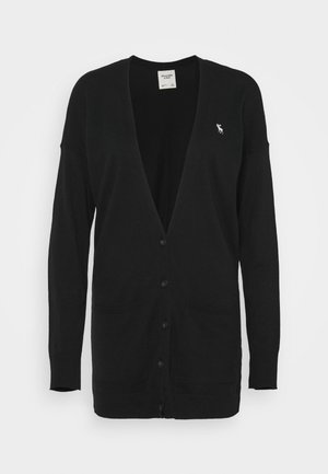 ICON CARDI - Cardigan - black