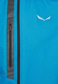 Salewa - PUEZ LIGHT - Hardshellová bunda - cloisonne blue - 2