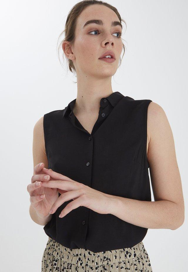 IHVERA - Camicia - black