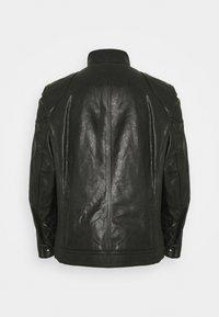 Belstaff - Leather jacket - black - 1