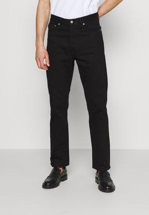 DASH - Straight leg -farkut - black