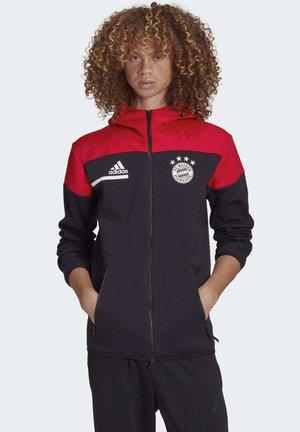 FC Bayern ZNE MUNICH FOOTBALL JACKET - Club wear - black