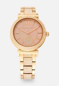 Michael Kors - Watch - rose gold-coloured - 0
