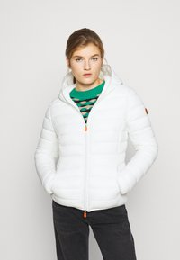 Save the duck - GIGAY - Winter jacket - off white - 0