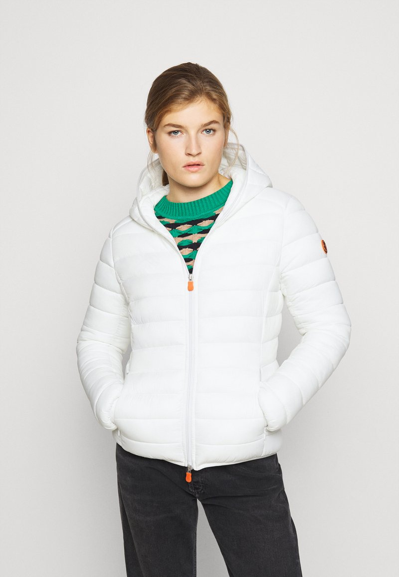 Save the duck - GIGAY - Winter jacket - off white