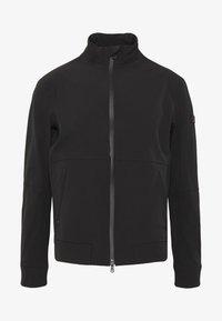 MANGOLE  - Lehká bunda - black