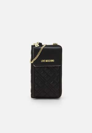 CHAIN WALLET AND PHONE XBODY - Wallet - nero