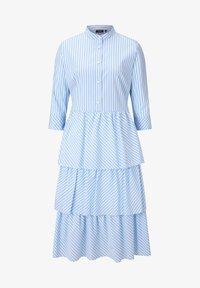 JOOP! - Shirt dress - blau/weiß gestreift - 5
