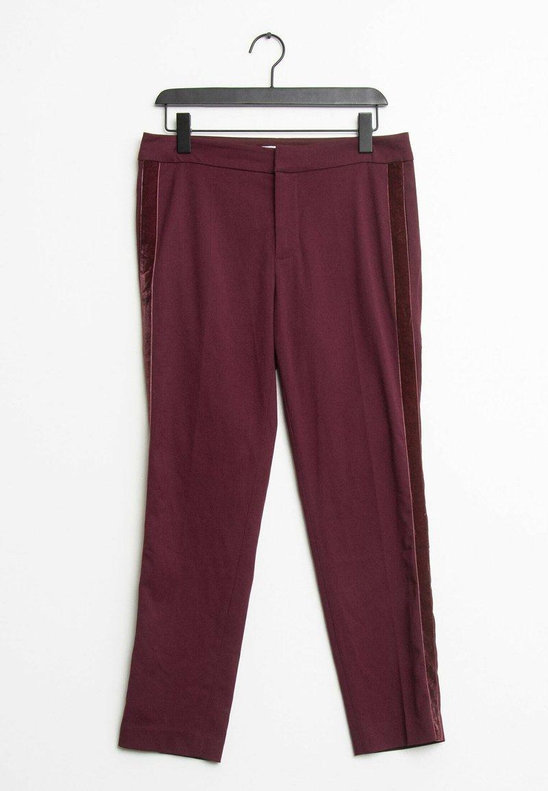 mint&berry - Trousers - purple