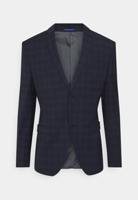 Isaac Dewhirst - CHECK - Completo - dark blue - 19