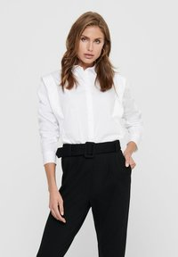 ONLY - Button-down blouse - white - 0