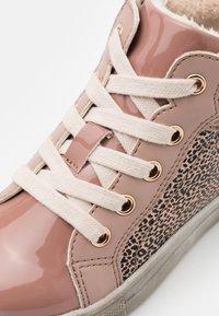 Friboo - Zapatillas altas - pink - 5