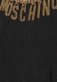 MOSCHINO - DRESS - Etui-jurk - black - 7