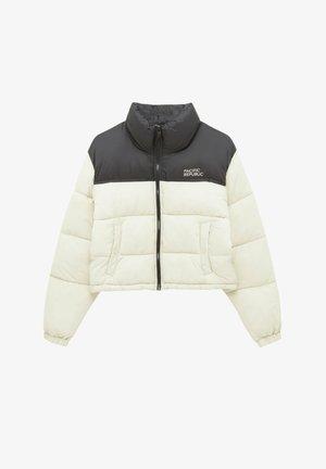 Veste d'hiver - off white