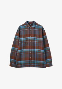 PULL&BEAR - Camicia - brown - 4