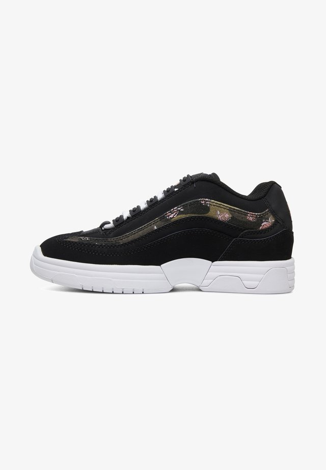 Trainers - BLACK/CAMO