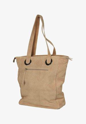 PARIS - Handbag - hellbeige